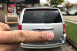 Somebody Posted Best Of 2017 Craigslist Finger Blocking Car Photos