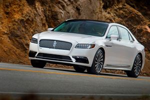 2018 Lincoln Continental Review