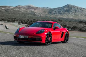 2018 Porsche 718 Cayman GTS Review