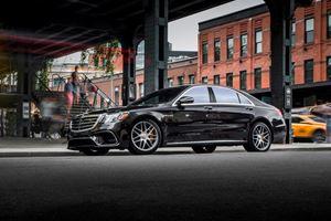 2018 Mercedes-AMG S63 Sedan Review