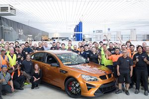 HSV Commodore Goes Out With A 635-HP Bang