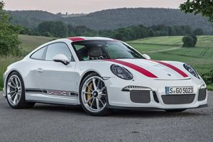 Porsche Sold A Record Number Of Cars In The US Last Year