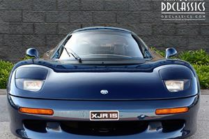 This Rare Jaguar XJR-15 Is One Of Only 53 In The World