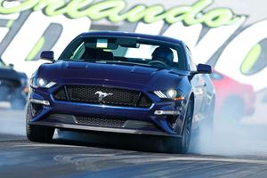 How Fast Can The 2018 Ford Mustang GT Do The Quarter Mile?