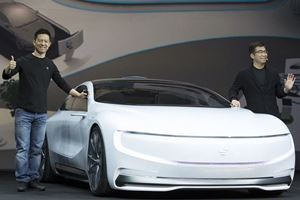 China Debt Collectors Demand Faraday Future CEO Return From US