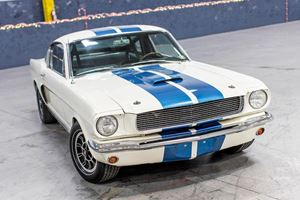 Carroll Shelby's 1966 Mustang GT350H Fastback Can Be Yours