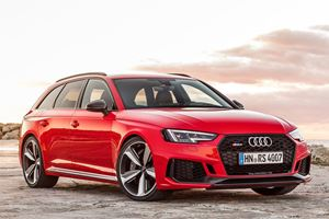 The Audi RS4 Avant May Make You Forget About The Ford Focus RS