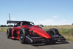 This Australian Guy Turned An Ariel Atom Into A Hypercar In His Shed