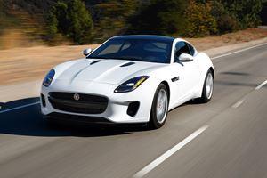 2018 Jaguar F-Type Coupe Review