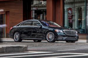 2019 Mercedes-AMG S65 Sedan Review: When Money Is No Object