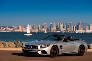 2018 Mercedes-AMG SL63 Roadster Review