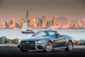 2018 Mercedes-AMG SL65 Roadster Review