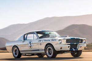 This $1 Million 1965 Shelby GT350 R Introduced Americas To Shelby