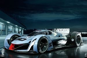 Hyundai Confirms Plans For Hybrid Supercar