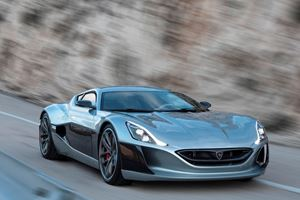 2018 Rimac Concept_One Review
