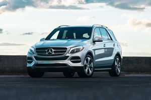 Mercedes-Benz GLE-Class Plug-in Hybrid