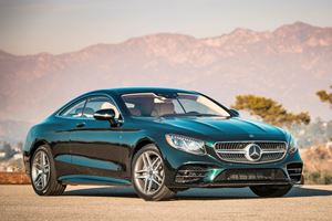 2018 Mercedes-Benz S-Class Coupe Review
