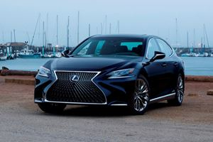 2018 Lexus LS Hybrid Review
