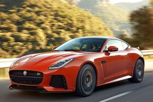 You Can Now Rent A Jaguar F-Type SVR From Enterprise