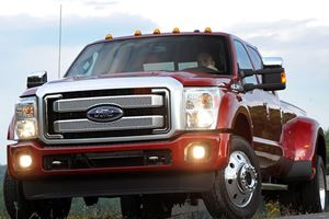 Ford Sued By Super Duty Truck Owners For Diesel Emissions Cheating