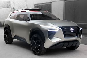 Nissan Waltzes Into Detroit With Self-Driving Xmotion Concept