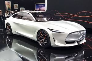 Infiniti Shows Off Its Stunning Q Inspiration Concept