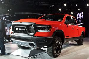 2019 Ram Unveiled At Detroit With New Face And Hybrid Drivetrain