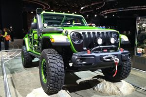 Jeep To Remain Under The FCA Umbrella…For Now