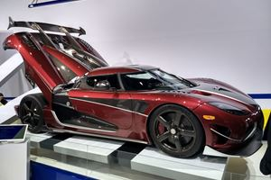 Koenigsegg Agera RS: World's Fastest Road Car Is In Detroit