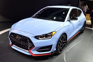 New Hyundai Veloster N Is The Driver's Car Its Competitors Are Not