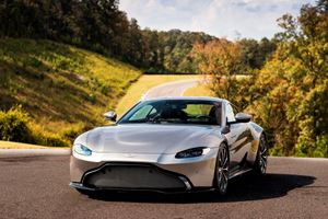 2018 Aston Martin Vantage Review