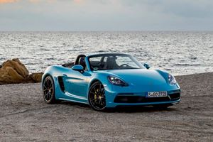 2018 Porsche 718 Boxster GTS Review