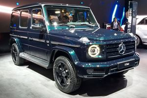 Here's How AMG Helped Develop The All-New Mercedes G-Class