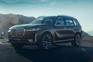 So This Is Why The BMW X7 Concept Didn't Make It To Detroit