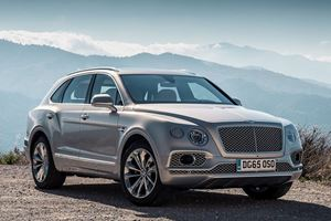 Bentley Bentayga To Tackle One Of The World's Toughest Events