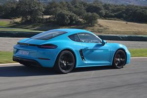 2018 Porsche 718 Cayman GTS And 718 Boxster First Drive Review: The Perfect Sports Car Set