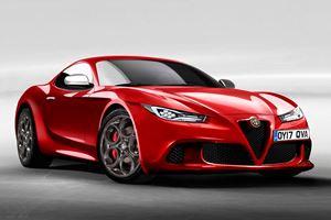 Alfa Romeo 6C Sports Coupe Could Crush The Jaguar F-Type
