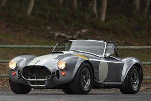 This Ridiculously Rare Shelby Cobra Sold For Nearly $3 Million