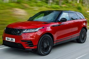 Of Course A Land Rover Range Rover Velar SVR Is Coming Soon