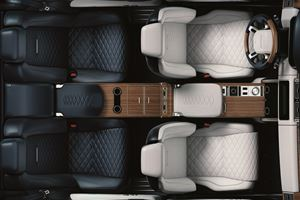 Luxurious Range Rover SV Coupe Coming To Geneva