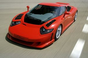 Meet The Edonis: Built From The Ashes Of The Bugatti EB110
