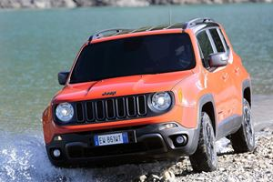 Jeep Is Serious About An SUV Even Smaller Than The Renegade