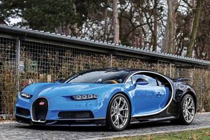 Why Are So Many People Trying To Sell Their Bugatti Chirons?