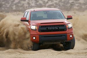 Toyota Preps New Batch Of Hardcore Off-Road Trucks