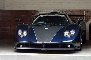 Millionaire Sues Pagani Dealer For Selling Zonda 760 He Can't Drive