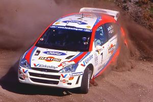 Colin McRae's Famous Ford Focus Rally Car To Be Sold At Silverstone