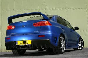 Five-Year Old Mitsubishi Evo X Beats Ford Focus RS Because Crazy Wins