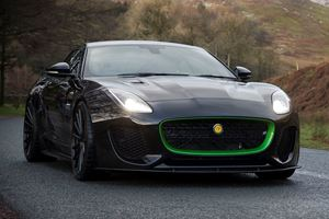 Limited Edition Lister Thunder Is A Jaguar F-Type Taken To The Extreme