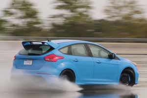 Even Ford Focus RS Engineers Are Giddy For The Rally-Inspired Drift Stick