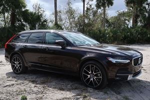 2017 Volvo V90 Cross Country Test Drive Review: Our Love Of Wagons Has Never Been Stronger